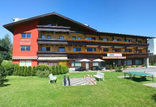 Foto Hotel: Appartement Kristall, Zell am See
