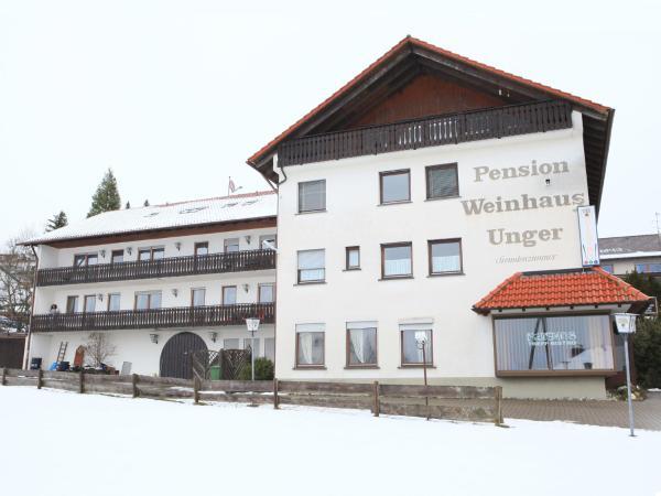Hotel Pictures: Pension Weinhaus Unger, Schwenningen