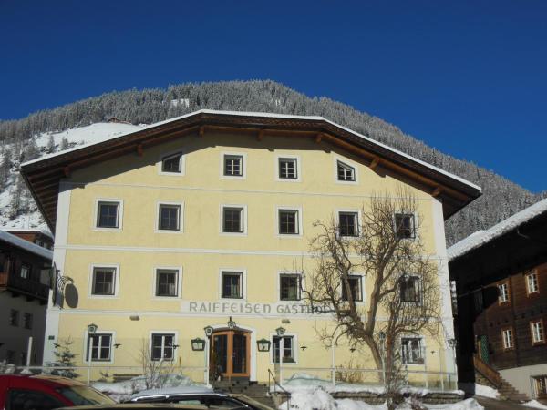 Fotos do Hotel: Gasthaus Raiffeisen, Innervillgraten