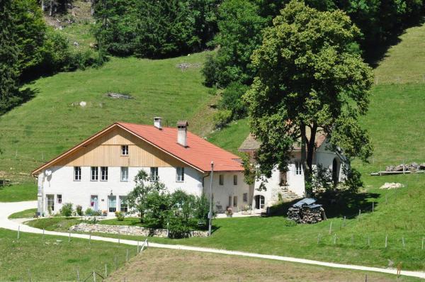 Hotel Pictures: Relais de la Baume, Le Locle