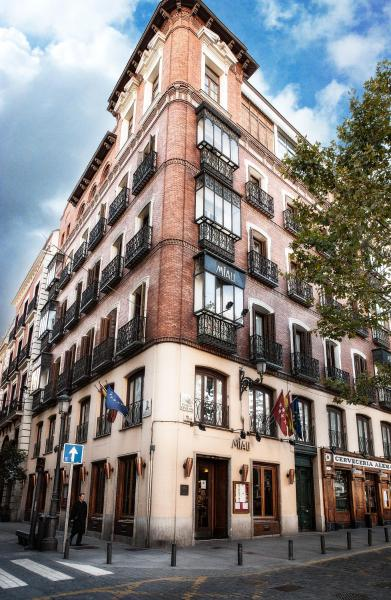 Hotel Pictures: Hotel Miau, Madrid
