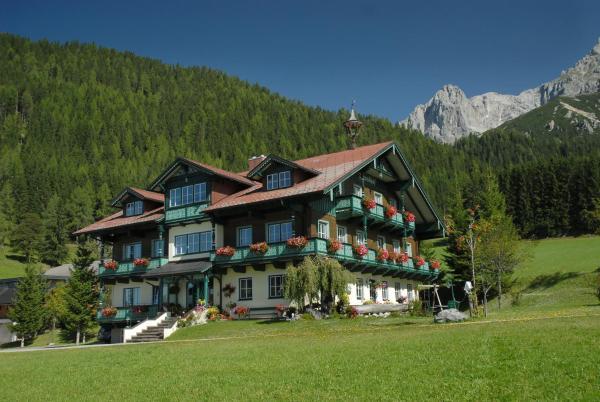 Fotos del hotel: Appartements Brandhof, Ramsau am Dachstein