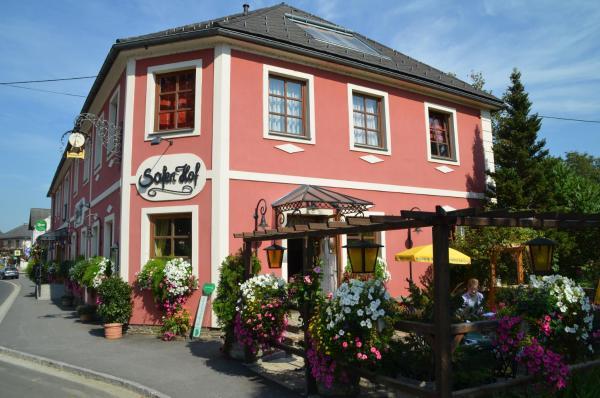 酒店图片: Gasthof Safenhof, 巴德瓦尔特斯多夫