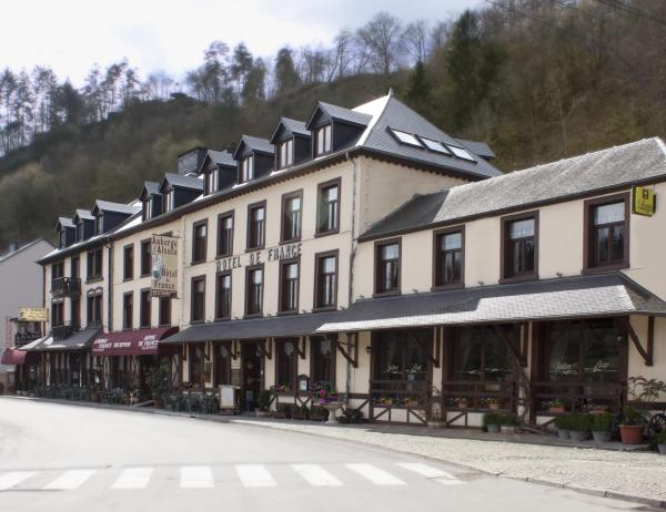Fotos do Hotel: Auberge d'Alsace Hotel de France, Bouillon