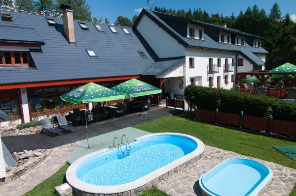Hotel Pictures: Horský Hotel Sněženka, Hynčice pod Sušinou