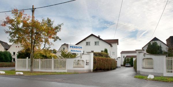 Hotelbilleder: Pension Röhrborn, Hohenheida