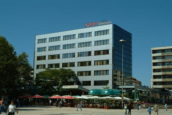 Foto Hotel: Hotel Dobrudja, Dobrich