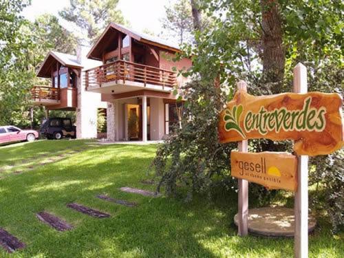 Fotos do Hotel: Cabañas Entreverdes, Villa Gesell