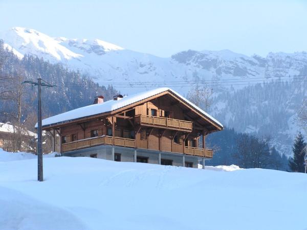 Hotel Pictures: Chalet des Cascades, Sixt