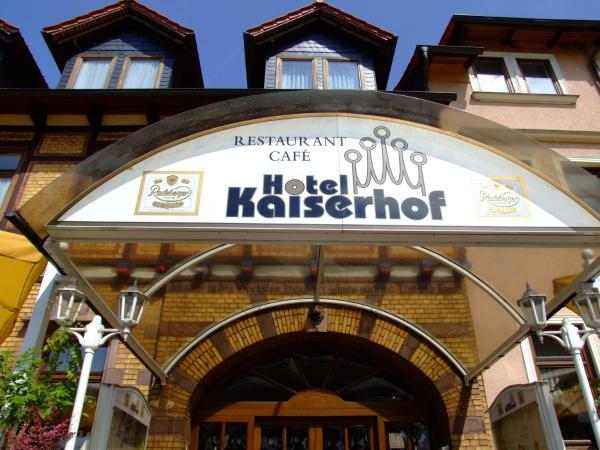 Hotelbilleder: Komforthotel Kaiserhof, Kelbra