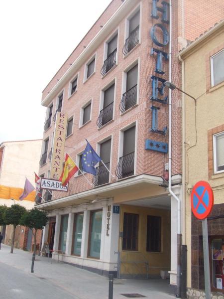 Hotel Pictures: Hotel Vadorrey, Roa