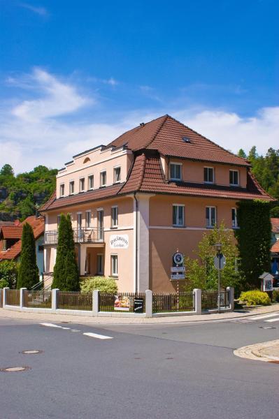 Hotel Pictures: Bruckmayers Gästehaus, Pottenstein