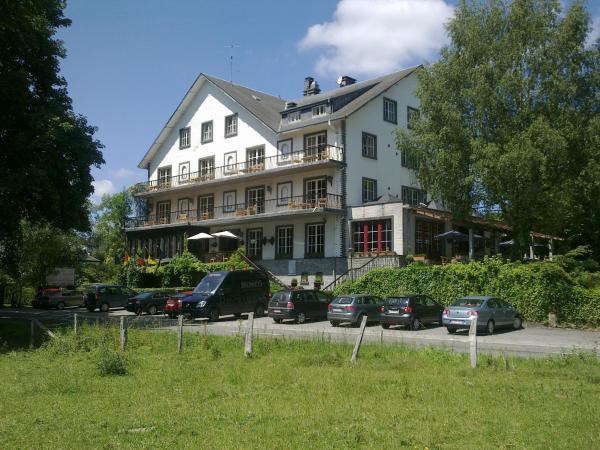 ホテル写真: Chalet sur Lesse, メサン