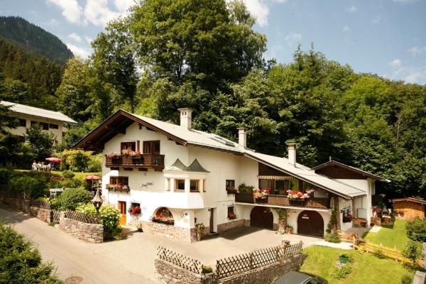 Fotografie hotelů: Apartment Haus Schatz, Kitzbühel