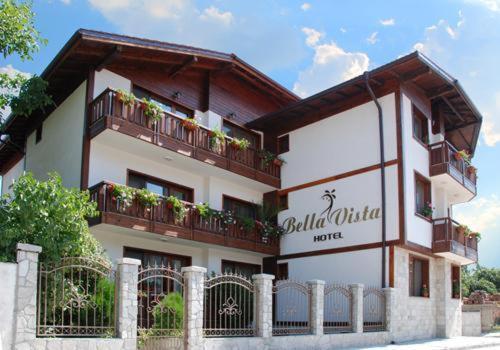 酒店图片: Bella Vista Family Hotel, 班斯科