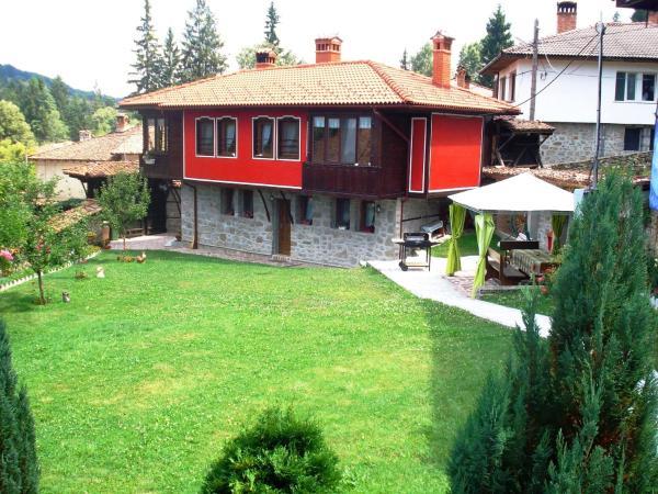酒店图片: Traditsia Guest House, 科普里夫什迪察