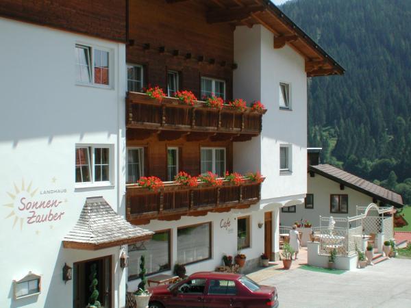 Fotos do Hotel: Landhaus Sonnenzauber, Oberau