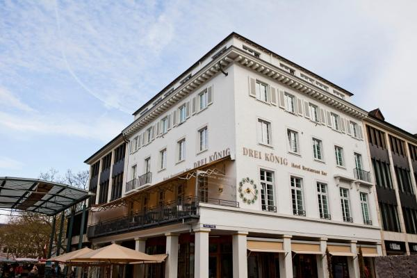 Hotel Pictures: Hotel Drei König, Lörrach