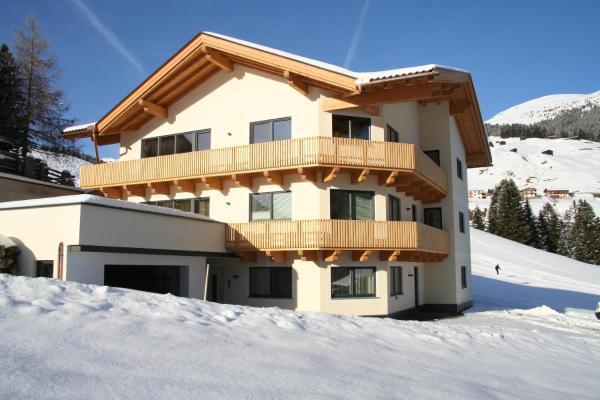 Hotellbilder: Ferienwohnung am Winterhaus, Tux