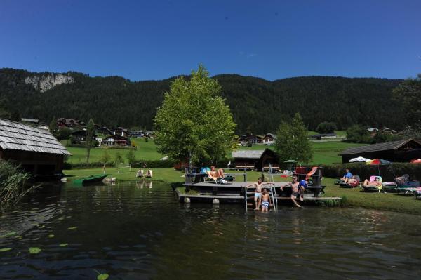 酒店图片: Haus Stampfer, 魏森湖