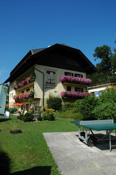 酒店图片: Appartement - Ferienwohnungen - Gästehaus Gabriele, 法克湖畔杜罗博拉赫