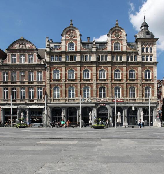 Φωτογραφίες: Hotel La Royale, Λουβέν