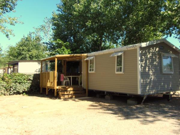 Mobile Home with Air Conditioning (2 Adults + 2 Children)
