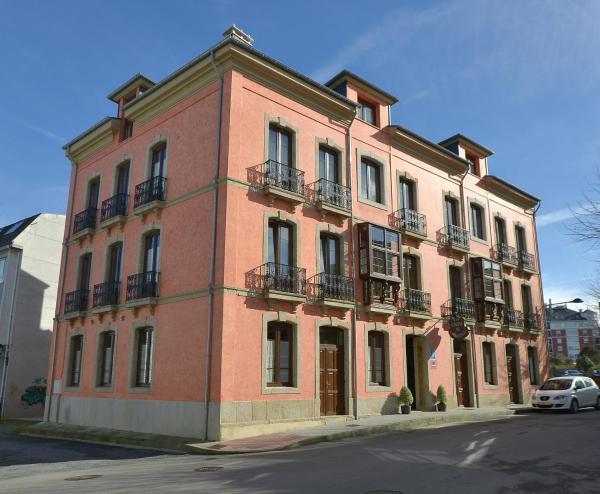 Hotel Pictures: La Casona de Lazúrtegui, Ribadeo