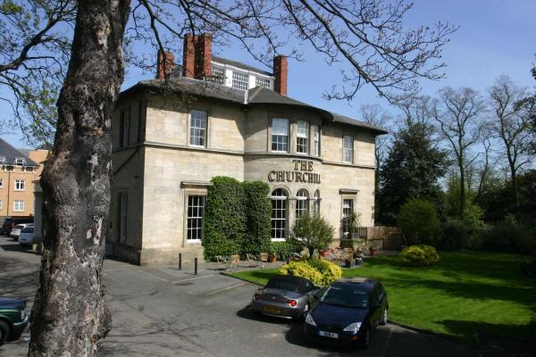 Hotel Pictures: The Churchill Hotel, York