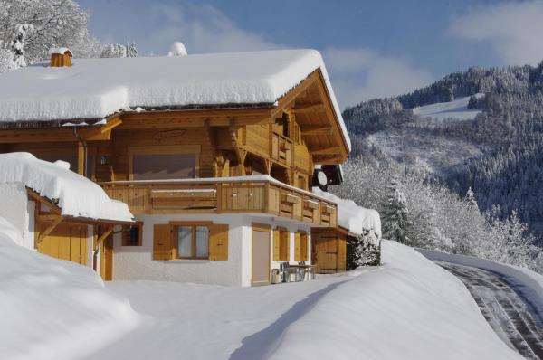 Hotel Pictures: Chalet Marin, Le Grand-Bornand