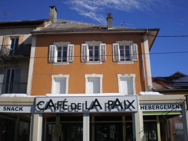 Hotel Pictures: Appart Hotel de la Paix, Barcelonnette