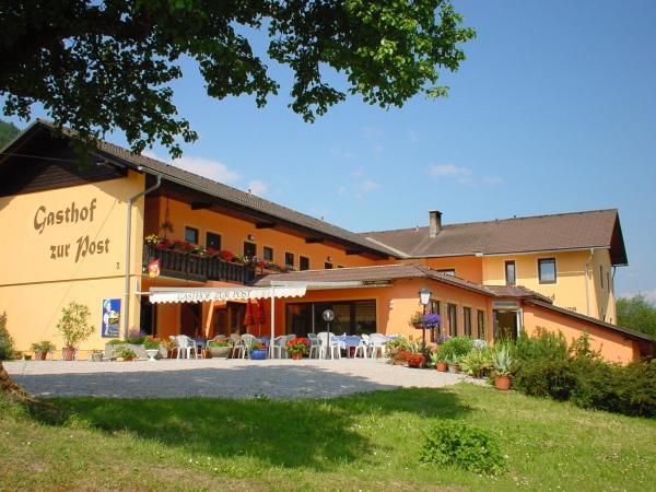 Fotos do Hotel: Gasthof Hotel Zur Post, Ferlach
