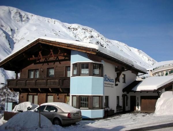 Fotos del hotel: Haus Zirmkogl, Obergurgl