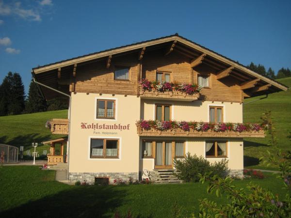 Hotelfoto's: Apartments Spiegl Holzmann, Bischofshofen