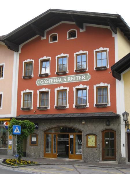 ホテル写真: Gästehaus Reiter, Golling an der Salzach
