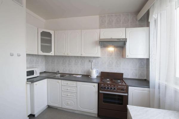 Superior Three-Room Apartment