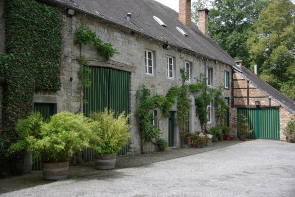 Hotellikuvia: B&B Le Moulin de Resteigne, Resteigne