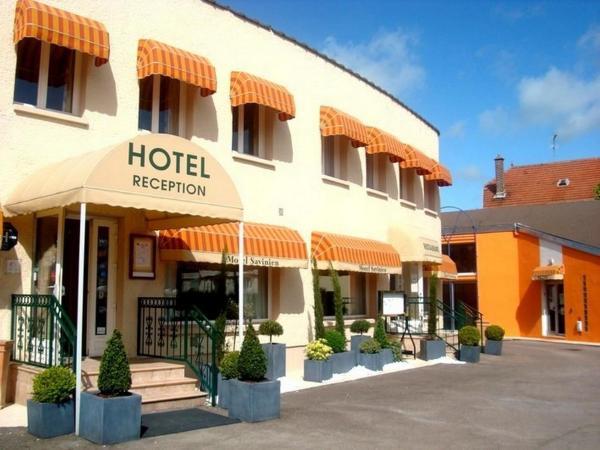 Hotel Pictures: Motel Savinien, Sainte-Savine
