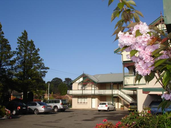 Fotos del hotel: Three Explorers Motel, Katoomba