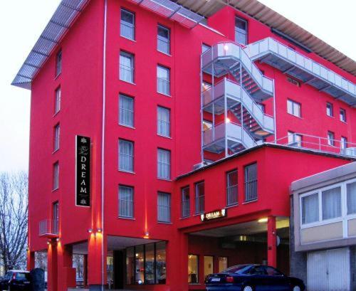 Hotel Pictures: Grand Hotel Dream Main City Center, Frankfurt/Main