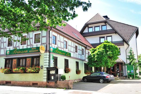 Hotel Pictures: Hotel Prinzen, Kappelrodeck