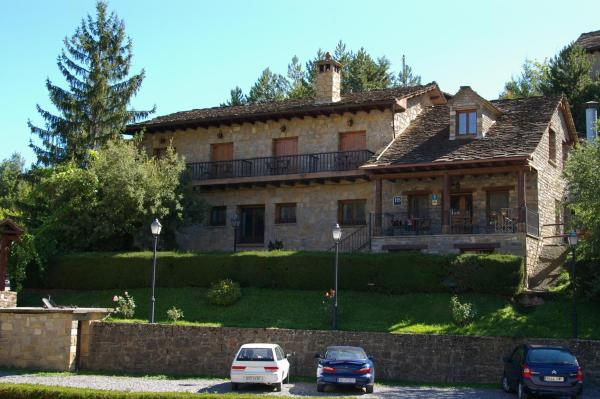 Hotel Pictures: Hosteleria Santa Cruz, Santa Cruz de la Serós