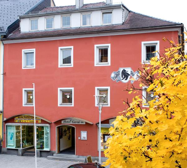 Zdjęcia hotelu: Hotel-garni Schwarzer Bär, Kirchdorf an der Krems