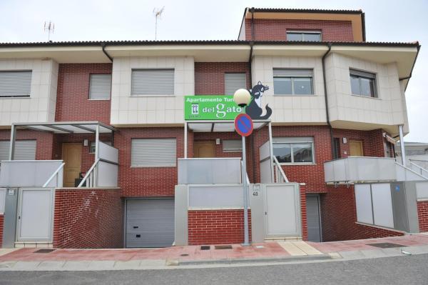 Hotel Pictures: Apartamento Turístico La Casa del Gato, Azagra