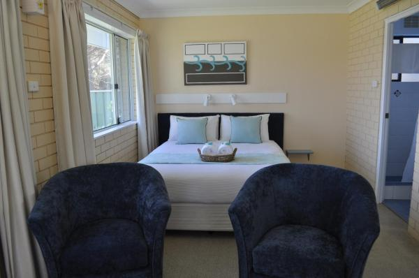 Fotografie hotelů: Edgewater Motel, Ulladulla