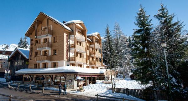 Hotel Pictures: Logis Alp'Hotel, La Clusaz