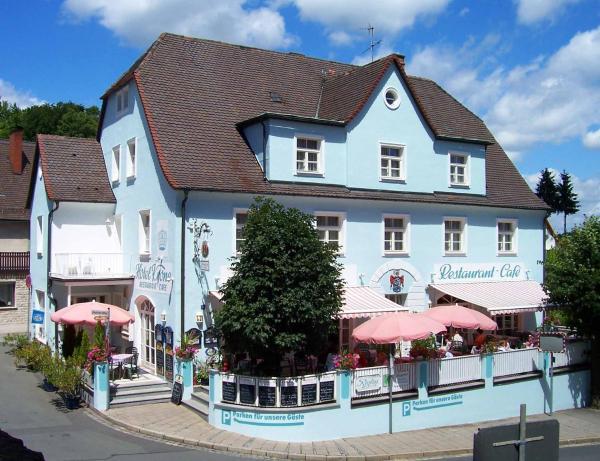Hotel Pictures: Hotel Krone, Gößweinstein