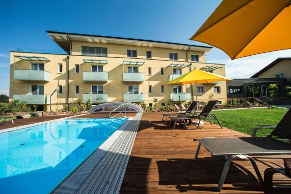 ホテル写真: Hotel Garni Toscanina, バート・ラトカースブルク