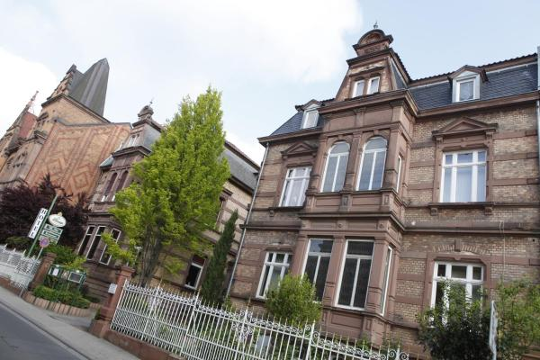 Hotel Pictures: Hotel Villa Brenner, Grünstadt