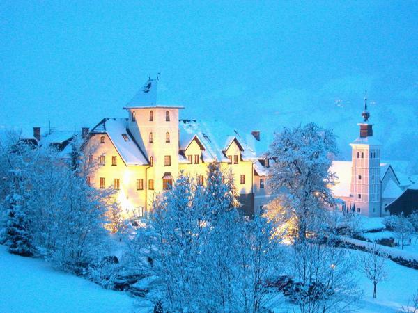 酒店图片: Hotel Schloss Thannegg, 格洛博明